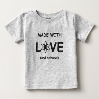 Hecho con la camisa del amor (y ciencia)