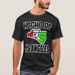 Hecho De Los Ángeles, Ca -- Camiseta