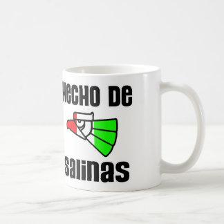 Hecho De Salinas,Ca -- Mug