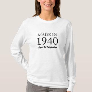 Hecho en 1940 playera
