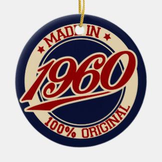 Hecho en 1960 ornamento para reyes magos