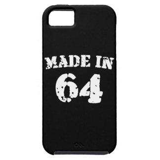 Hecho en 1964 iPhone 5 fundas