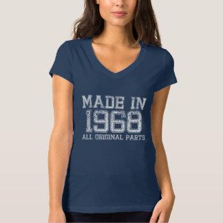 HECHO en 1968 toda la camiseta ORIGINAL de las Remeras