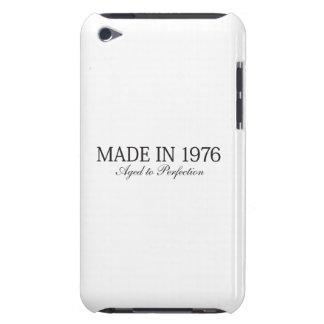 Hecho en 1976 iPod Case-Mate cárcasas
