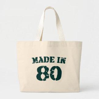 Hecho en 1980 bolsas