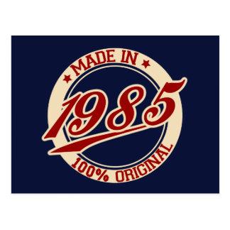 Hecho en 1985