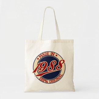 Hecho en 1988 bolsas