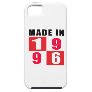 Hecho en 1996 iPhone 5 fundas