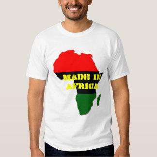 HECHO EN ÁFRICA POLERA