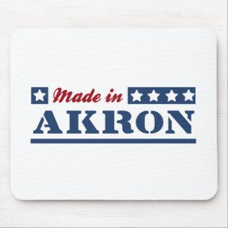Hecho en Akron Tapete De Raton