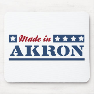 Hecho en Akron Tapetes De Ratones
