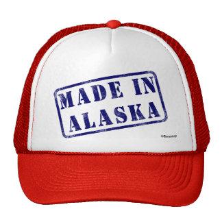 Hecho en Alaska Gorras