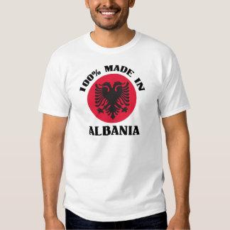 Hecho en Albania Remera