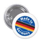 hecho en Alemania Pins