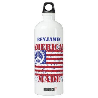 Hecho en América Botella De Agua
