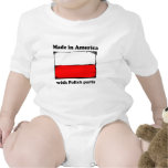 Hecho en América con las piezas polacas Trajes De Bebé