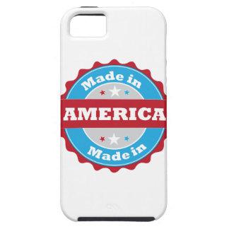 Hecho en América Funda Para iPhone 5 Tough