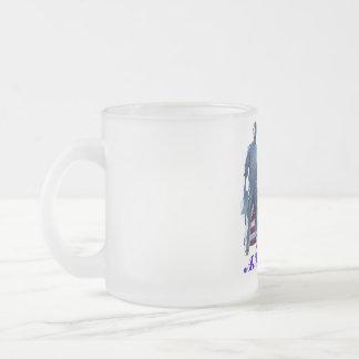 Hecho en América heló la taza