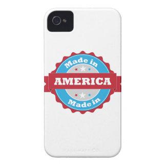 Hecho en América iPhone 4 Case-Mate Cobertura