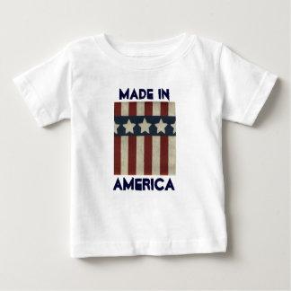 Hecho en América Playera Para Bebé