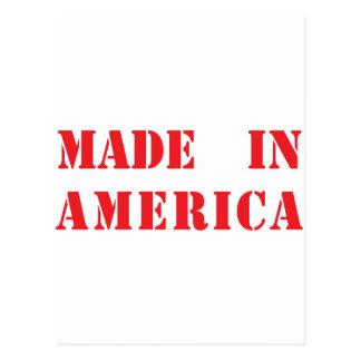 Hecho en América Tarjetas Postales