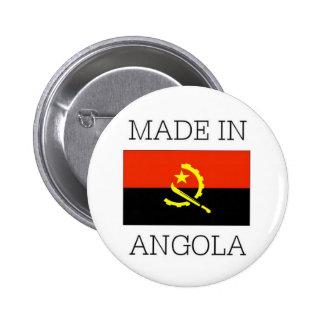 Hecho en Angola Pins