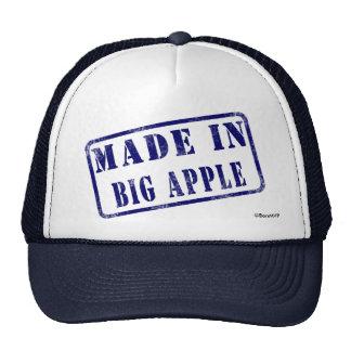 Hecho en Apple grande Gorras