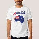 Hecho en Australia Camisas