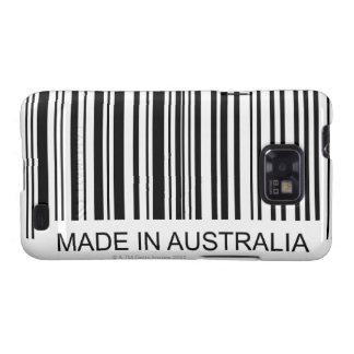 Hecho en Australia Galaxy S2 Funda