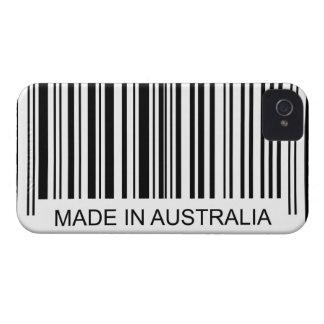 Hecho en Australia iPhone 4 Cárcasas