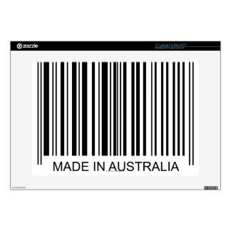 Hecho en Australia Calcomanía Para 38,1cm Portátil