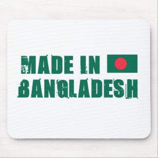 Hecho en Bangladesh Alfombrillas De Ratón