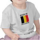 Hecho en Bélgica Camisetas