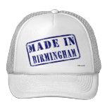 Hecho en Birmingham Gorro