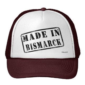 Hecho en Bismarck Gorro