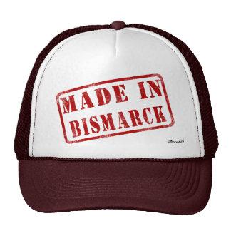 Hecho en Bismarck Gorros