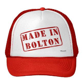 Hecho en Bolton Gorro De Camionero