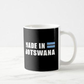 Hecho en Botswana Taza