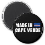 Hecho en Cabo Verde Imán Para Frigorifico
