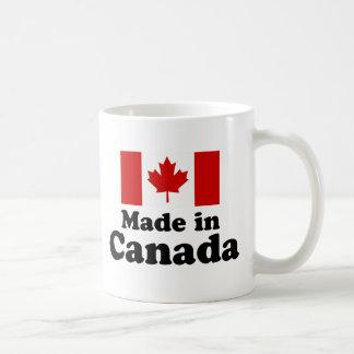 Hecho en Canadá Taza Clásica
