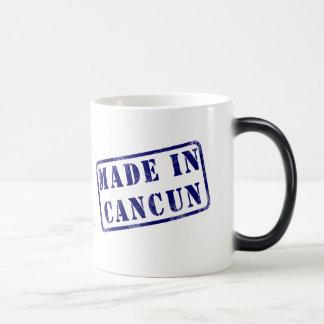 Hecho en Cancun Taza Mágica