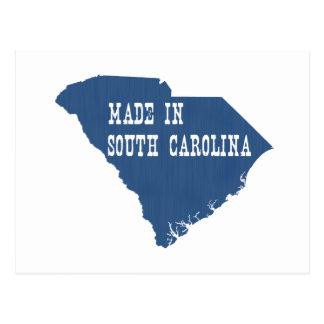 Hecho en Carolina del Sur Postales