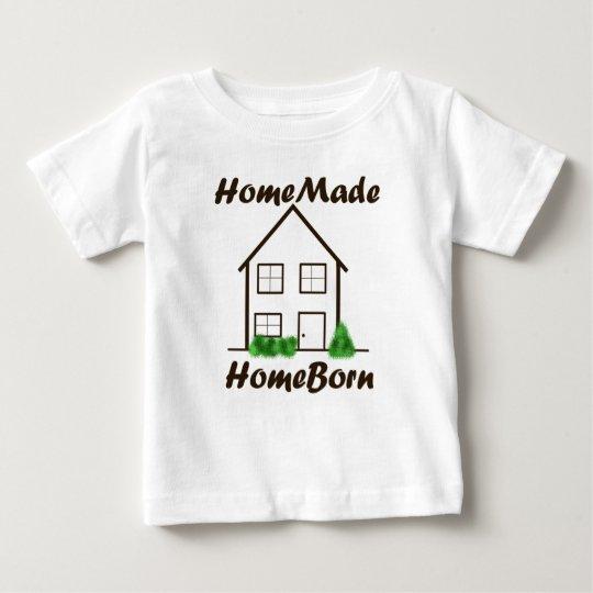 Hecho en casa, HomeBorn Playera De Bebé