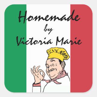 Hecho en casa Italiano-Personalícelo