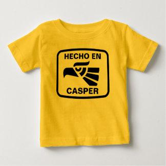 Hecho en Casper personalizado custom personalized Tshirt