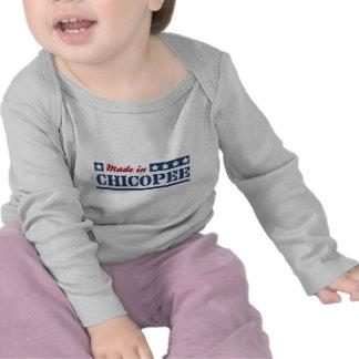 Hecho en Chicopee Camisetas