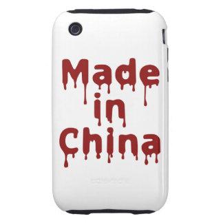 Hecho en China Carcasa Though Para iPhone 3