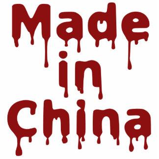 Hecho en China Fotoescultura Vertical