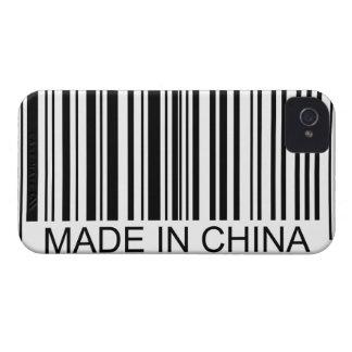 Hecho en China iPhone 4 Cárcasa