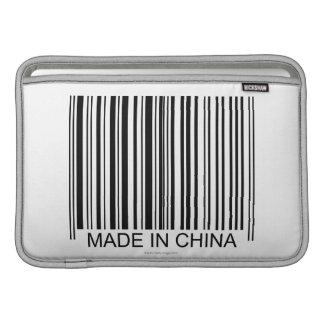 Hecho en China Funda MacBook